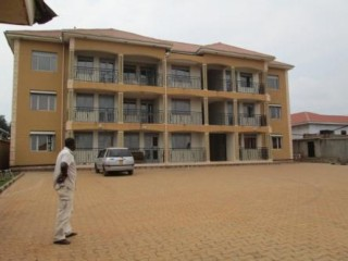 2 BR, 1000 m² – Brand two bed room apartment with two toilets in Kirinya at 600k